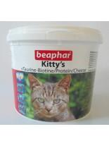 Beaphar Kittis Mix Taurine + Biotine - витаминен котешки микс - 750 бр.
