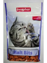 Beaphar Malt Bits - Малцови хапки против космени топки - 32 гр.