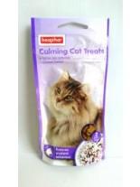 Beaphar Calming Bits – успокояващи хапки за котки - 35 гр.