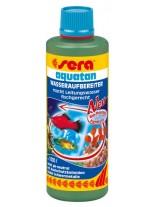 Sera aquatan - за стабилизиране на чешмяната вода годна за аквариумните рибки - 250 мл. - нов код 121204