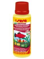 Sera Bio Nitrivec -  Биокултури, осигуряваща биологичното пречистване на водата в аквариума - 100 мл - нов код 121225