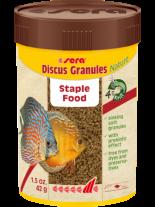 Sera Discus Granules Nature - специално разработена основна храна за дискуси - 100 мл.
