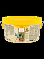 Sera O-Nip Nature - специално разработена храна - лакомство за декоративни рибки със 7% крил за отлично здравословно състояние - 2000 мл., - 1.4 кг.,  2150  таблетки.