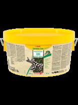 Sera Spirulina Tabs Nature - специално разработена вегитарианска храна без багрила и консерванти за тревопасни риби и безгръбначни - 2000 мл., - 1.4 кг.,  2150 таблетки.