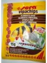 Sera Vipachips Храна за придънни рибки - 12 гр.