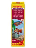 Sera filter biostart - препарат биостартер за стартиране на аквариумен филтър - 50 мл.