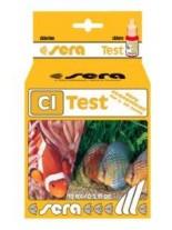 Sera  - Тест за определяне нивото на Cl във водата - 15 ml.