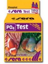 Sera - Тест за определяне нивото на PO4 във водата -15 ml.