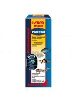 Sera med Professional Protazol - препарат за борба с Ихтиофтириус и други паразити по аквариумните рибитки - 100 мл.