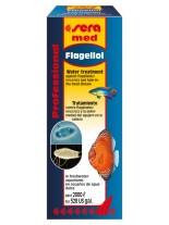 Sera med Professional Flagellol - препарат за борба с чревни паразити по аквариумните рибки - 50 ml.