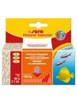 Sera phosvec Granulat - материал за аквариумни филтри от фосвек гранулат - 60 гр.