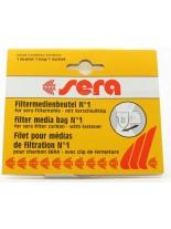 Sera  - торбичка за поставяне на филтърен материал - голяма