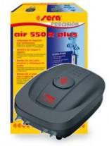 Sera Air 550 Plus - аквариумна помпа с капацитет 550 л/ч.  и моштност 8 W, с 4 изхода и електронно  регулиране
