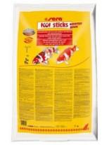 Sera - KOI sticks energy plus - енергийна храна за кои и други езерни риби - 5 кг. - 40 л.