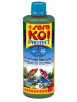 Sera KOI PROTECT -за защита на мукусните мембрани на коите - 250 ml.
