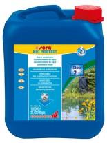 Sera KOI PROTECT -за защита на мукусните мембрани на коите - 5000 ml.