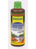 Sera Pond Оmnisan - медикамент - силен дезинфектант срещу гъбички и паразити в езерната вода - 250 мл.