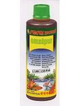 Sera Pond Оmnipur - широкоспектърен препарат за борба с най-често срещаните болести при езерните риби - 5000 мл. - дозировка 50 мл. За. 1000 л езерна вода