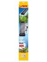 Sera - LED Holder 800 - капак за LED лампи за открит тип аквариуми - черен