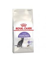 Royal Canin Sterilised - суха гранулирана храна за възрастни кастрирани котки - 4 кг.