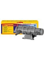 Sera UV-C лампа - система за ефективно пречистване и отстраняване на вредни едноклетъчни от аквариумната и езерна вода - 24 W
