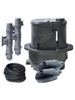 Sera - KOI Professional 24000 - професионален езерен филтър, за езера до 24000 л. + 2 UVC 55W лампи, + 2 помпи РР12000 (с предварителна заявка)