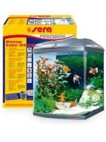 Sera Biotop Cube XXL 130 - - оборудван аквариум 130 литра комплект. Размер: Ш 51 cm х В 66.5 cm х Д 57 cm