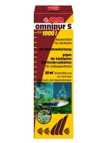 Sera omnipur - Тр,фкф-спектърен медикамент срещу най-често срещаните болести при аквариумните рибки - 50 мл. - нов код 121506