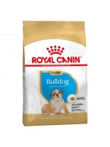 Royal Canin Bulldog Puppy – суха гранулирана храна за английски булдог от 2 месеца до 1 година  -  3 кг.