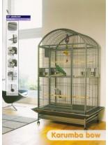 Savic Karumba Bow - Клетка за големи папагали, 100,0 x 80,0 x 187,0 см.