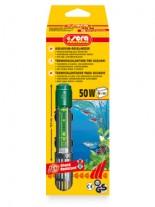 Sera  - Нагревател с термо регулатор за аквариум - 50 W - нов код 121902