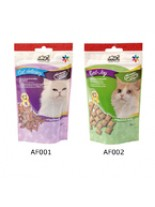 Camon AF002 snack with poultry and cat grass 50 гр.