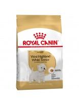 Royal Canin West Highland White Terrier - суха гранулирана храна за Уест Хайленд бял териер над 10 мес. - 1.5 кг.