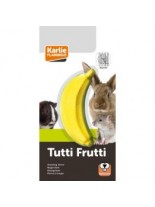 Karlie -tutti frutti - Витаминно камъче за гризачи с форма на банан - гплямо