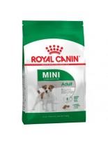 Royal Canin Mini adult  - суха гранулирана храна за кучета  над 1 год. от дребните породи - 4 кг.