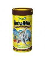 TetraMin - Универсална, основна храна за всички видове декоративни рибки 100 мл.