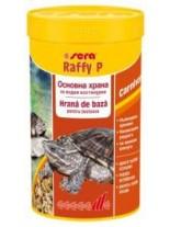 Sera Raffy Р - балансирана, гранулирана храна за костенурки - 250 мл.