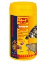 Sera Reptile Professional Carnivorous - суха храна за месоядни влечуги - 100 мл.