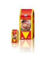 Ecopet  Energy  25/12 - суха, гранулирана храна за кучета с повишена физическа активност - 15 кг.