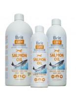 Brit Care Salmon Oil - 100 % натурално масло от сьомга - 250 ml.
