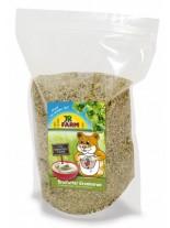 JR Farm - Лечебна каша за плъхове, джербили, хамстери и мишки - 200 гр.