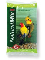 Padovan Naturalmix PP00128 - пълноценна храна за средно големи папагали - 850 гр.