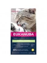 Еukanuba Adult Lamb&River - суха храна за възрастни котки над 1 година с агне и дроб - 4 кг.