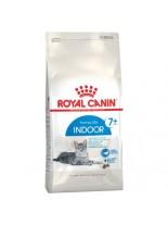 Royal Canin  Indoor +7 –  суха гранулирана храна за котки над 7 години живеещи у дома- 1.5 кг.