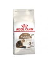 Royal Canin Ageing +12 –  суха гранулирана храна за котки над 12 години живеещи у дома (иновационна гранула с джоб) - 4 кг.