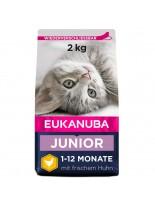 Еukanuba Kitten Complete - Пълноценна, балансирана суха храна за котенца до 1 година - 4 кг.