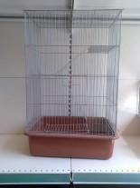Клетка за Чинчила.Размери: 46/73/32см