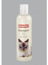 Beaphar Shampoo - шампоан за котки с къса и с дълга козина с макадамия - нов код 100410 - 250 мл.