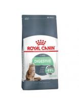Royal Canin Digestive Care - суха гранулирана храна за котки за потдържане добра кондиция на храносмилането и 35% понижаване на количеството на фекалиите - 10 кг.