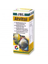 JBL Atvitol - Емулсия от мултивитамини за аквариумни рибки с включени основни аминокиселини  - 50 ml.